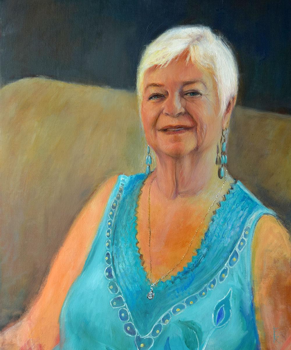 Anne Parks Mitchell