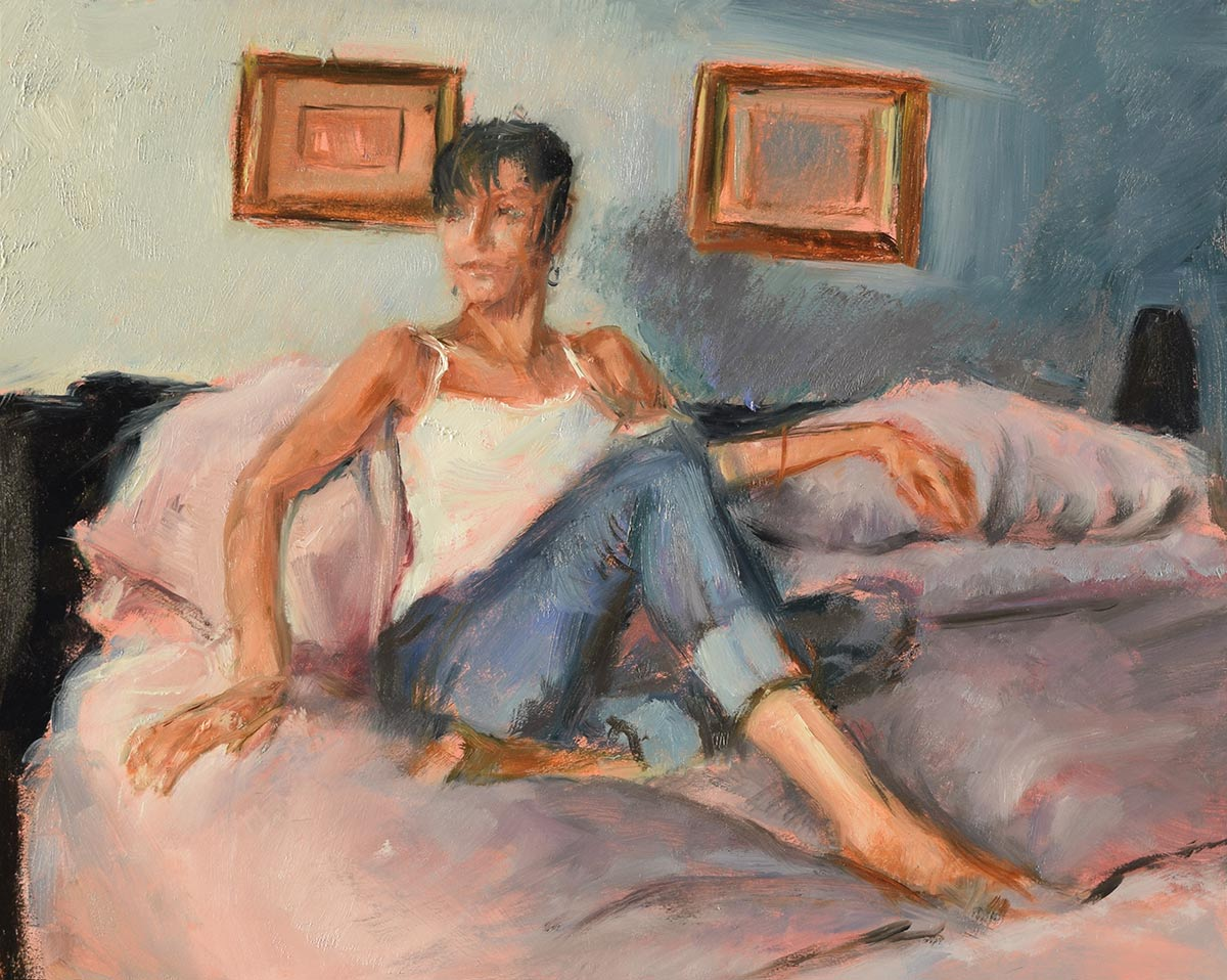 LONGING-TO-LEAVE!-oil-sketch-by-artist-Elizabeth-Reed-during-the-Corona-Virus-pandemic