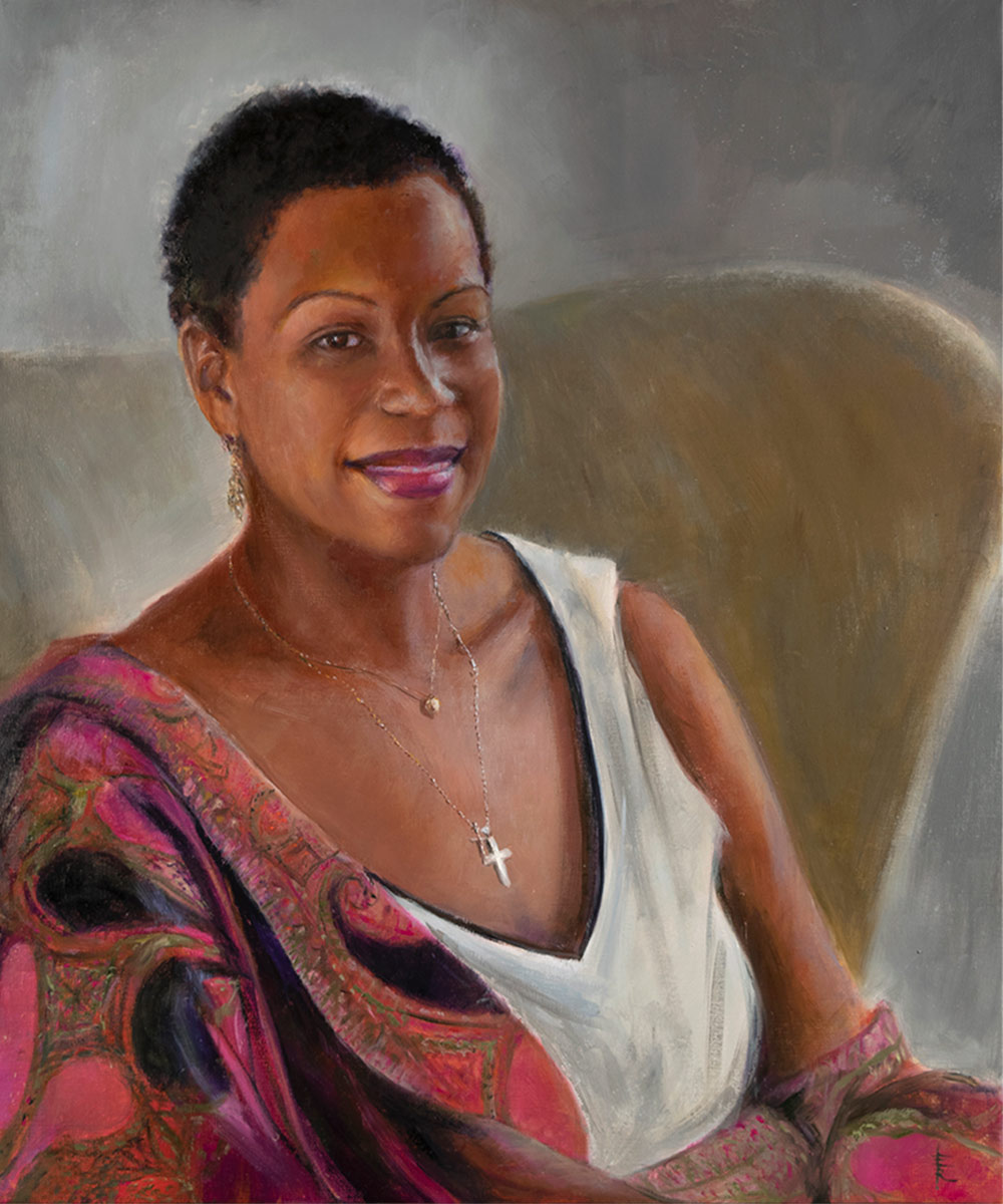 VERSLYN-BRYAN-oil-portrait-by-artist-Elizabeth-Reed-FACeADE-Project