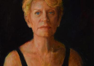 Self Portrait at 64
