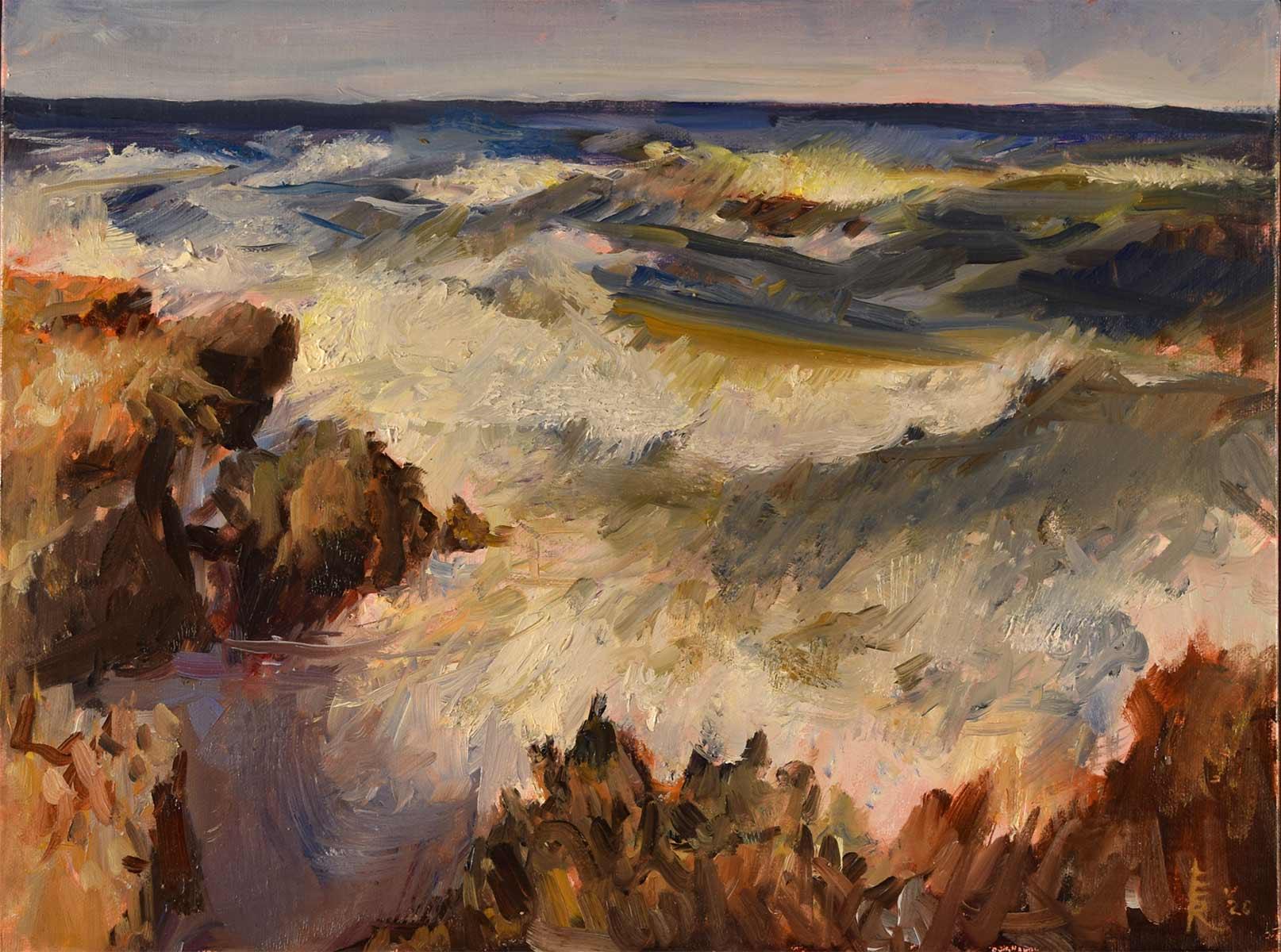 Blowing Rocks - Jupiter Florida Elizabeth Reed capturing the spirit of people and places