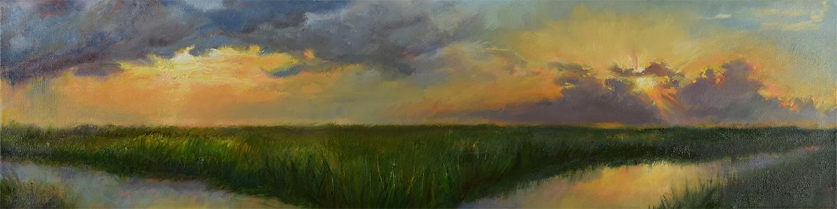 Swiftly flow the days - sunrise, sunset